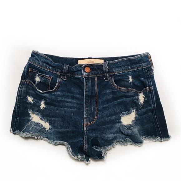 Hollister Pants - HOLLISTER Size 5 W27 Vintage Short High-Rise